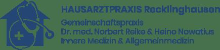 Gemeinschaftspraxis Dr. med. Reike & Nowatius Logo