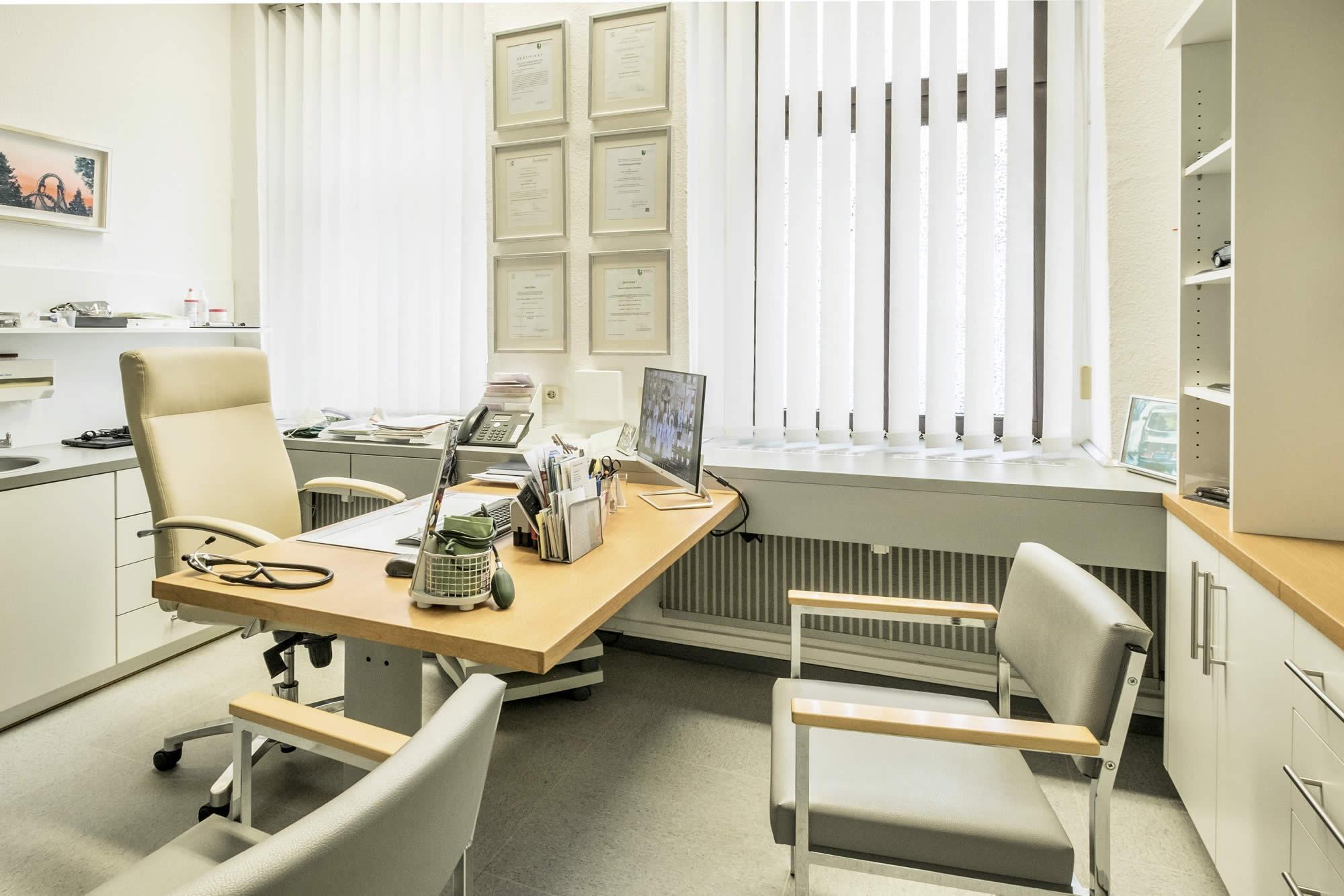 Hausarztpraxis Recklinghausen